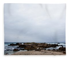 Pacific Horizon Fleece Blanket