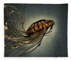 Jellyfish Fleece Blankets