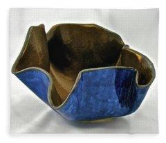 Paper-thin Bowl  09-005 Fleece Blanket