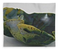 Paper-thin Bowl 09-015 Fleece Blanket