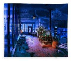 Paranormal Activity Fleece Blanket
