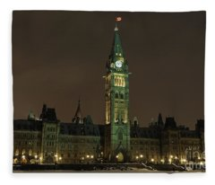 Parliament Hill Fleece Blanket