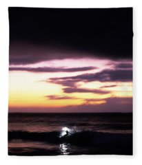 Pastel Flash Fleece Blanket