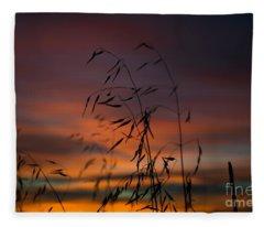 Pastel Moment Fleece Blanket