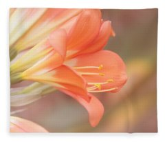 Pastels Fleece Blanket