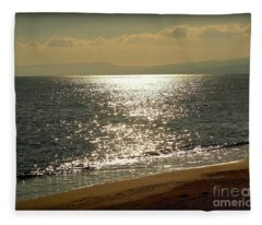 Peace Of Mind... Fleece Blanket