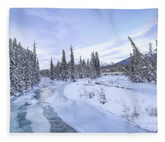 Peace Without End Fleece Blanket