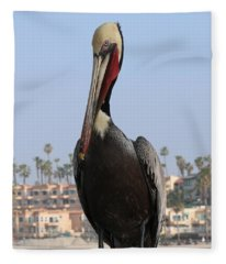 Pelican - 2  Fleece Blanket