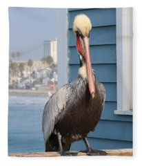 Pelican - 4 Fleece Blanket