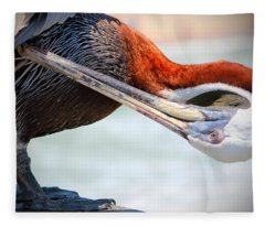 Pelican Itch Fleece Blanket