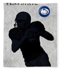Penn State Football Fleece Blanket