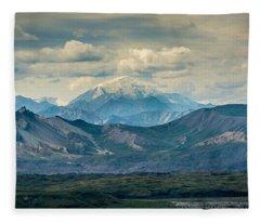 Peter's Dome Fleece Blanket