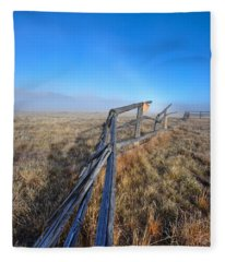 Pettit Fog Fleece Blanket