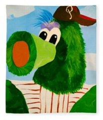 Philly Phanatic Fleece Blanket