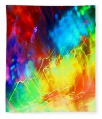 Physical Graffiti 1full Image Fleece Blanket