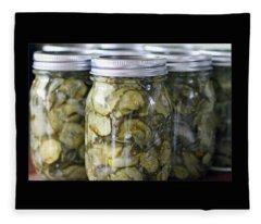 Pickles Fleece Blanket