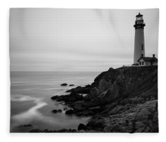 Pigeon Point Fleece Blanket