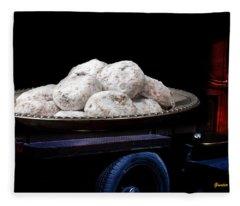 Pin Up Cars - #5 Fleece Blanket