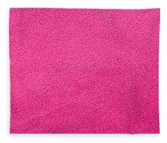 Pink Fleece Fleece Blanket