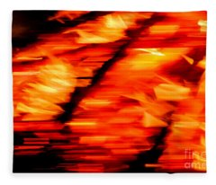 Playing With Fire 2 Fleece Blanket