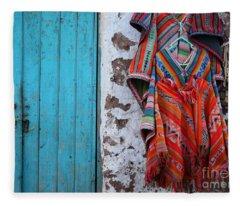 Ponchos For Sale Fleece Blanket