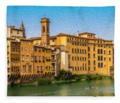 Ponte Vecchio Itl3304 Fleece Blanket