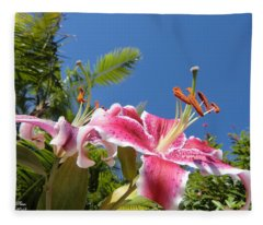 Possibilities Fleece Blanket