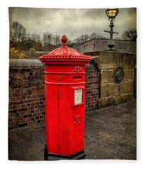 Post Box V2 Fleece Blanket