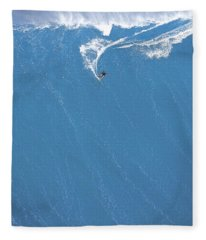 Power Turn Fleece Blanket