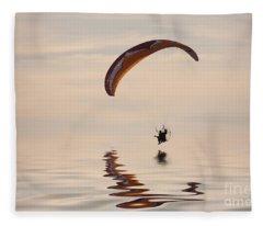 Skydive Fleece Blankets