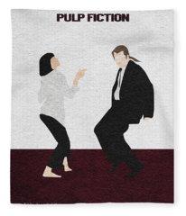 Pulp Fiction 2 Fleece Blanket