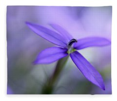 Purple Dreams Fleece Blanket