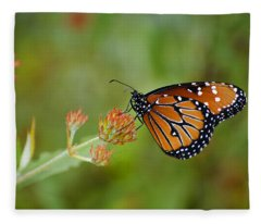 Quick Pose Fleece Blanket