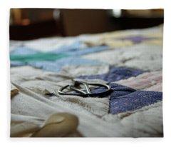 Quilting Fleece Blanket