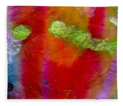 Rainbow Passion Fleece Blanket
