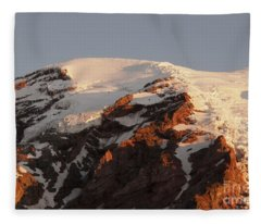 Rainier Summit Fleece Blanket