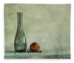 Random Still Life Fleece Blanket