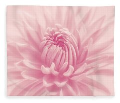 Raspberry Smoothie Fleece Blanket