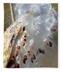 Ready To Fly Fleece Blanket
