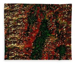 Red052613 Fleece Blanket