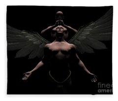 Redemption Fleece Blanket
