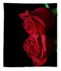 Reflecting Beauty Fleece Blanket