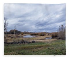 Refuge No 1 Fleece Blanket