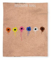 Reservoir Dogs - 2 Fleece Blanket