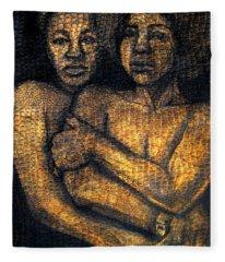 Revelations Fleece Blanket