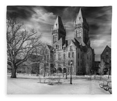 Richardson Complex 3d21965b Fleece Blanket