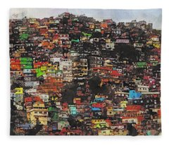 Rio Fleece Blanket