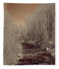 Rio Taos Bosque Iv Fleece Blanket