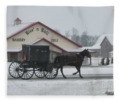 Rise N Roll Buggy Fleece Blanket