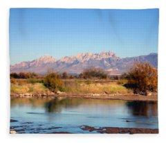 River View Mesilla Fleece Blanket
